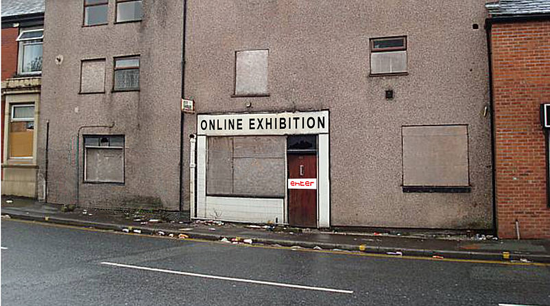 THE WORLD'S SHITTEST ONLINE GALLERY OPEN