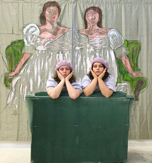 Molly&Gabby - BISECT - Me, Myself and I.
