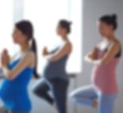 Yoga per incinte