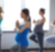 Yoga voor zwangere