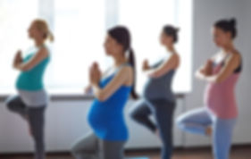 anti natal yoga edinburgh