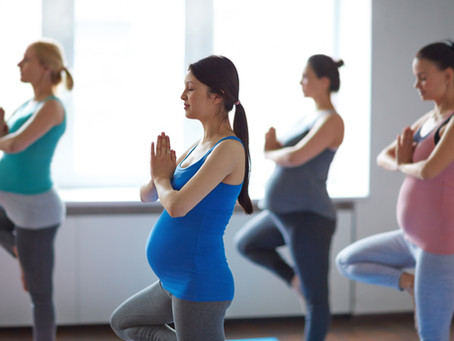 Prenatal Yoga Exercises