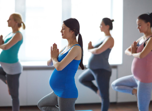 PILATES DURING PREGNANCY - ALL YOU NEED TO KNOW