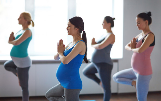 Getting the most from Prenatal Yoga