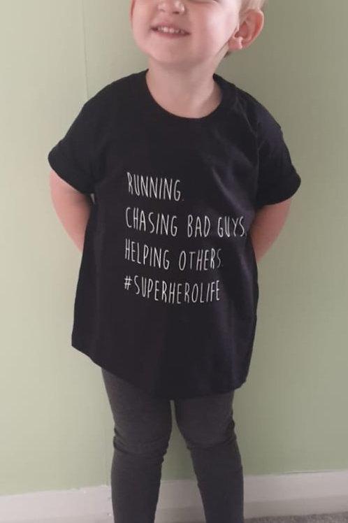 My Favourite Things Children's T-Shirt