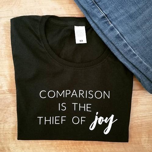 Comparison T-shirt