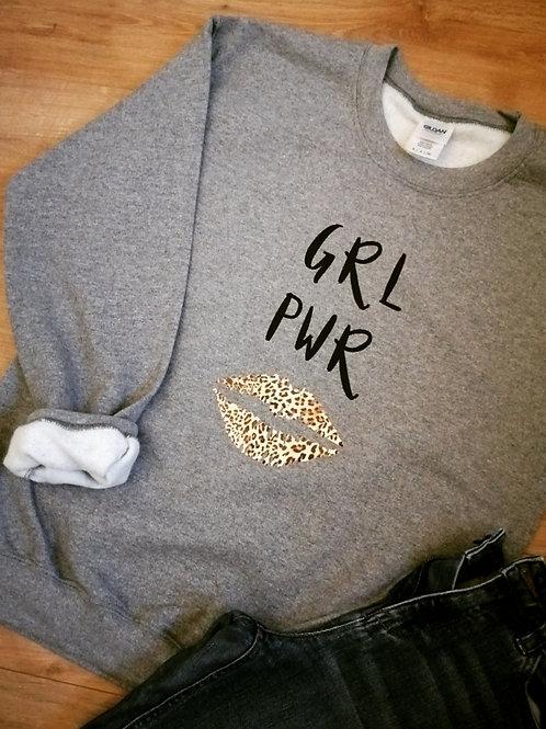 GRL PWR Sweater
