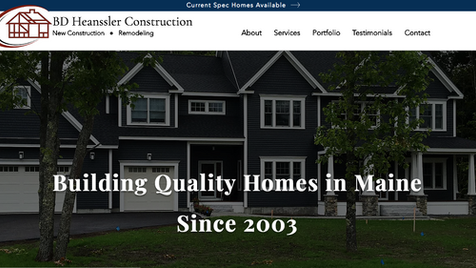 BD Heanssler Construction
