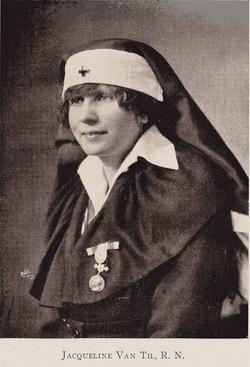 Jaqueline Van Til, R.N.