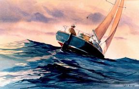 Mesrop - A Following Sea