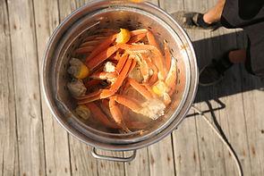 DelMarVa Boil Company Signature Seafood Boil