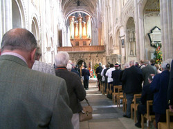 Cathedral Ceremony