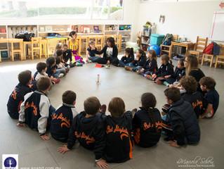 Anahd en las Escuelas... Mandalas
