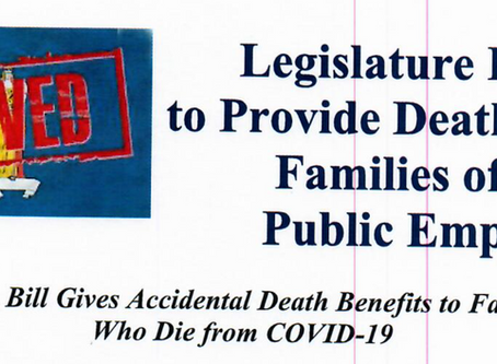 New York State Death Benefit