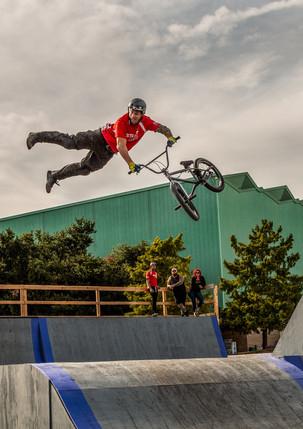 TX Stunt Jam 2019 - BMX Flips in Air