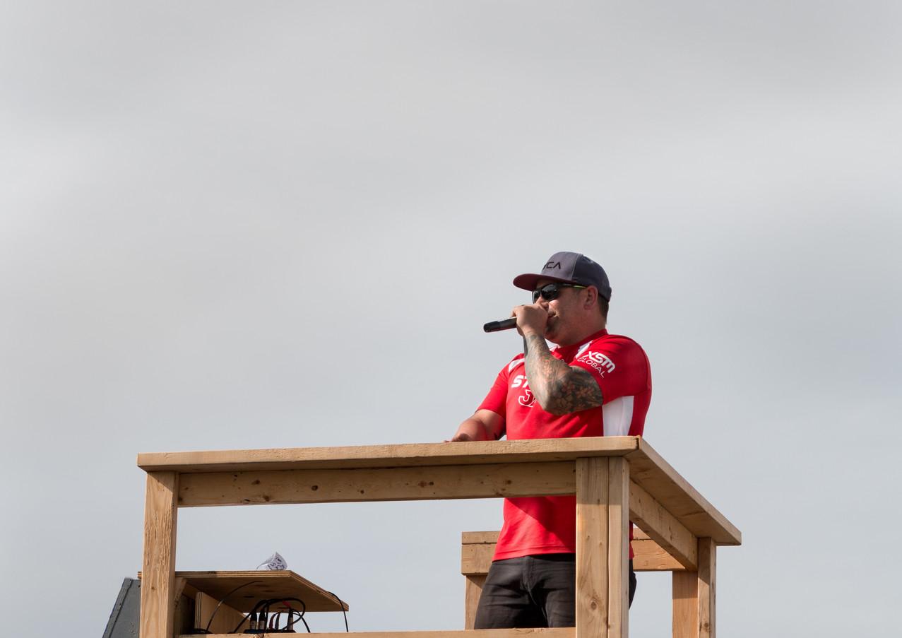 TX Stunt Jam 2019 - Announcer