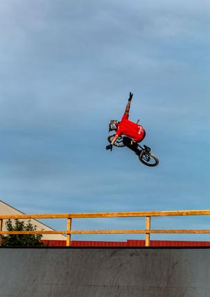 TX Stunt Jam 2019 - High Flying BMX Rider