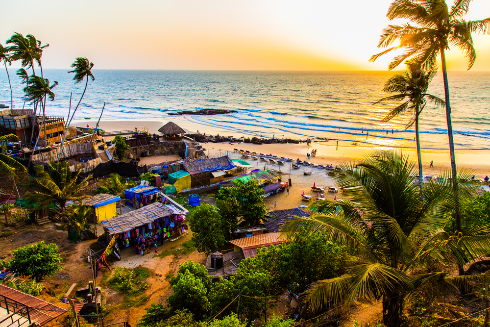 Goa: A Place for Party Animals and Adventure Lovers