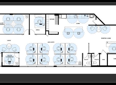 Adapter vos espaces de travail à la COVID-19 – partie 1