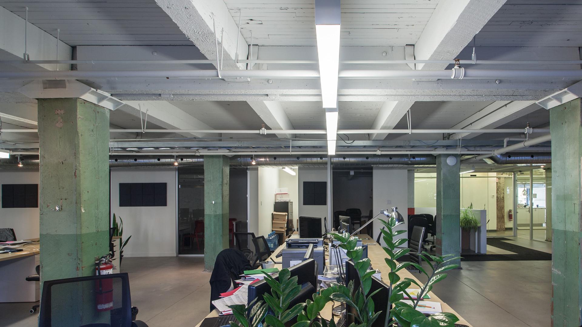 Workspace - Office Layout Design