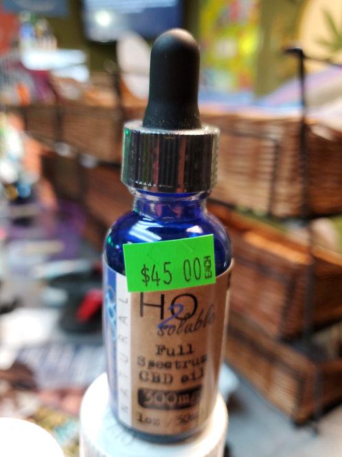 Full Spectrum Water Soluble CBD Oil 300mg