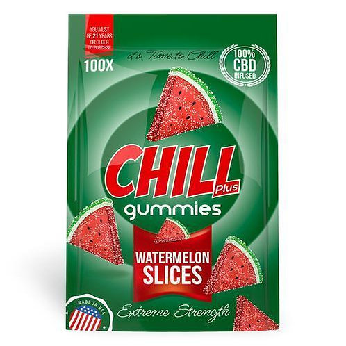 Chill Plus Gummies