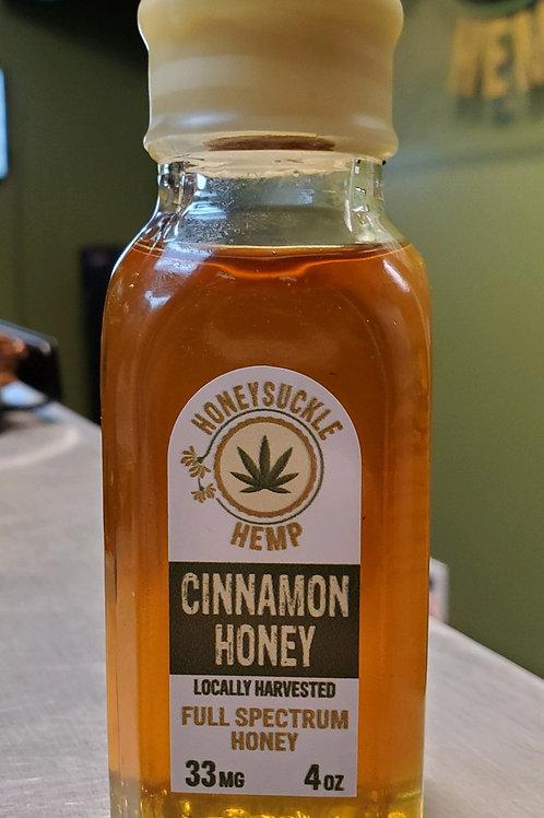 Honeysuckle Hemp CBD Cinnamon Honey TWO PACK