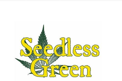 Seedless Green Full Spectrum CBD Oil Natural 2000mg  30ml
