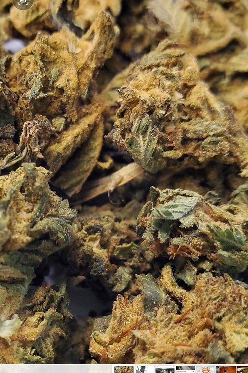 Delta 8 Natural Flower Bud 1 oz