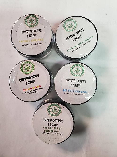 CBD Shatter 1 Gram 1000mg THC Free
