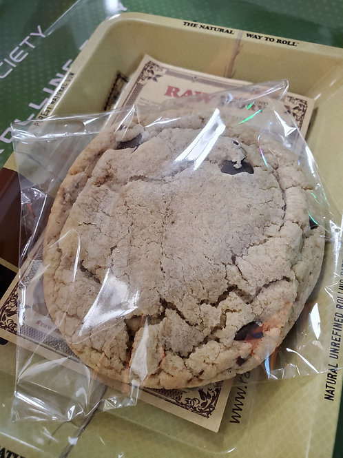 Delta 8 Chocolate Chip Cookie 75 mg of Delta 8