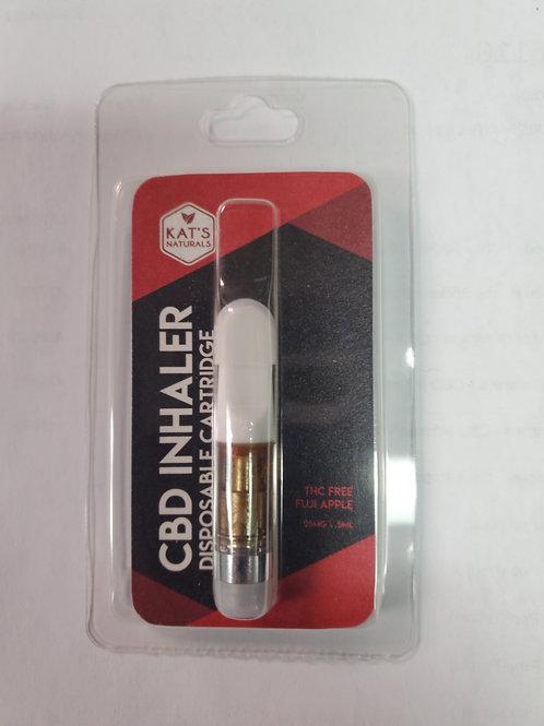 Kat's Naturals CBD Inhaler THC Free Fuji Apple