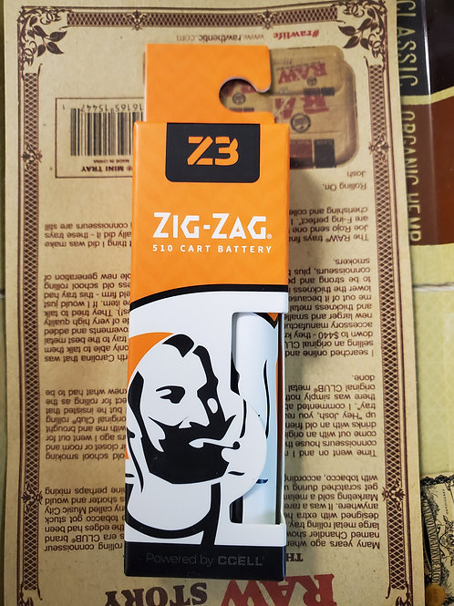 Zig-Zag Z3 510 Thread Battery Powered by CCell