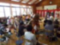 明磧で神楽.JPG