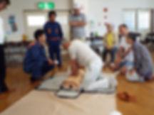 田中で防災講習.JPG