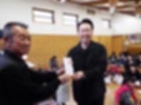 三ヶ田ボウリング大会優勝.JPG