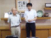青少年図書を寄贈_南中.JPG