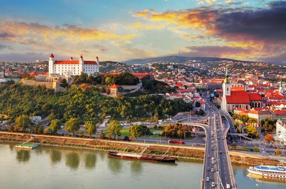 סלובקיה, ברטיסלבה - יוני