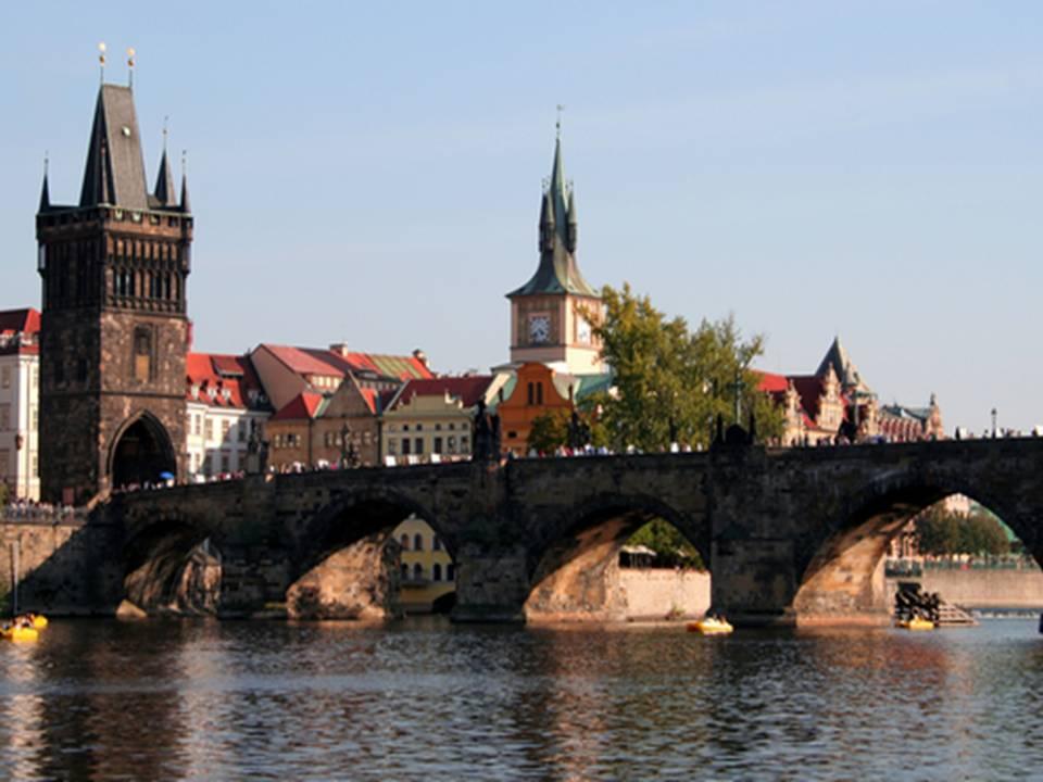 צ'כיה, פראג - יולי\אוגוסט