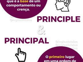 PRINCIPLE X PRINCIPAL