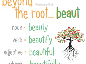Beyond the root (Além do radical)