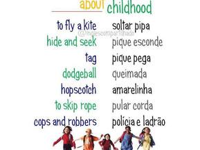 Childhood vocabulary