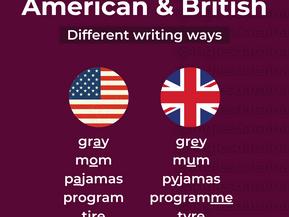 Inglês Britânico & Americano