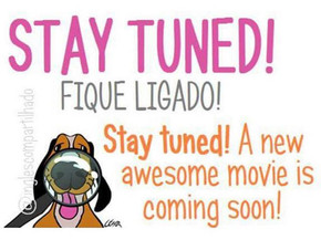 """O que significa """"STAY TUNED""""?"""
