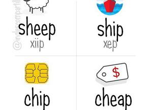 Ship - Sheep - Chip - Cheap