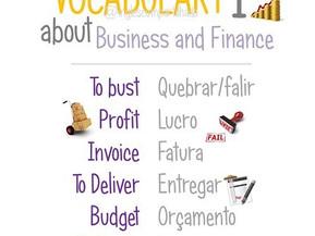 Vocabulary about BUSINESS and FINANCE