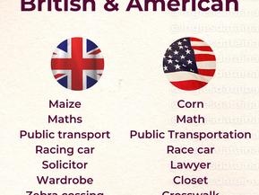 BRITISH & AMERICAN