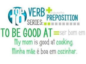 Prepositions + verbs / 2