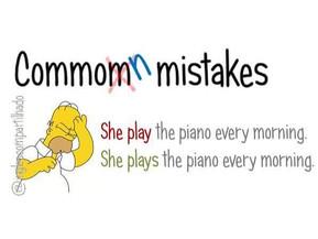 Não cometa este erro mais uma vez!