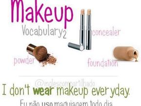 Makeup vocabulary 2
